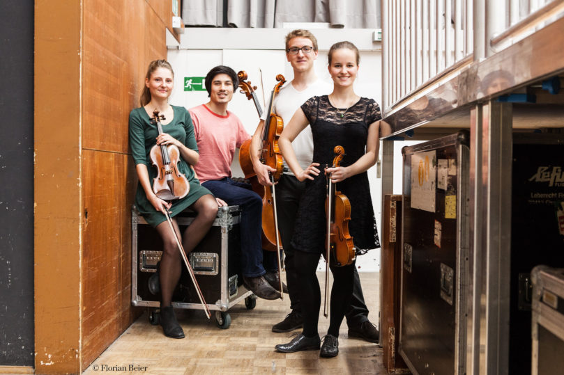 Vierimpuls Quartett
