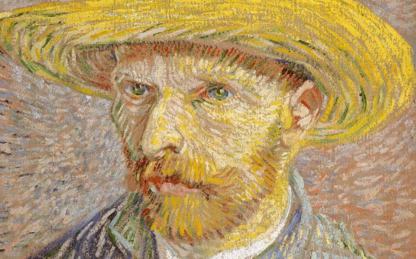 Van Gogh Selbstportrait