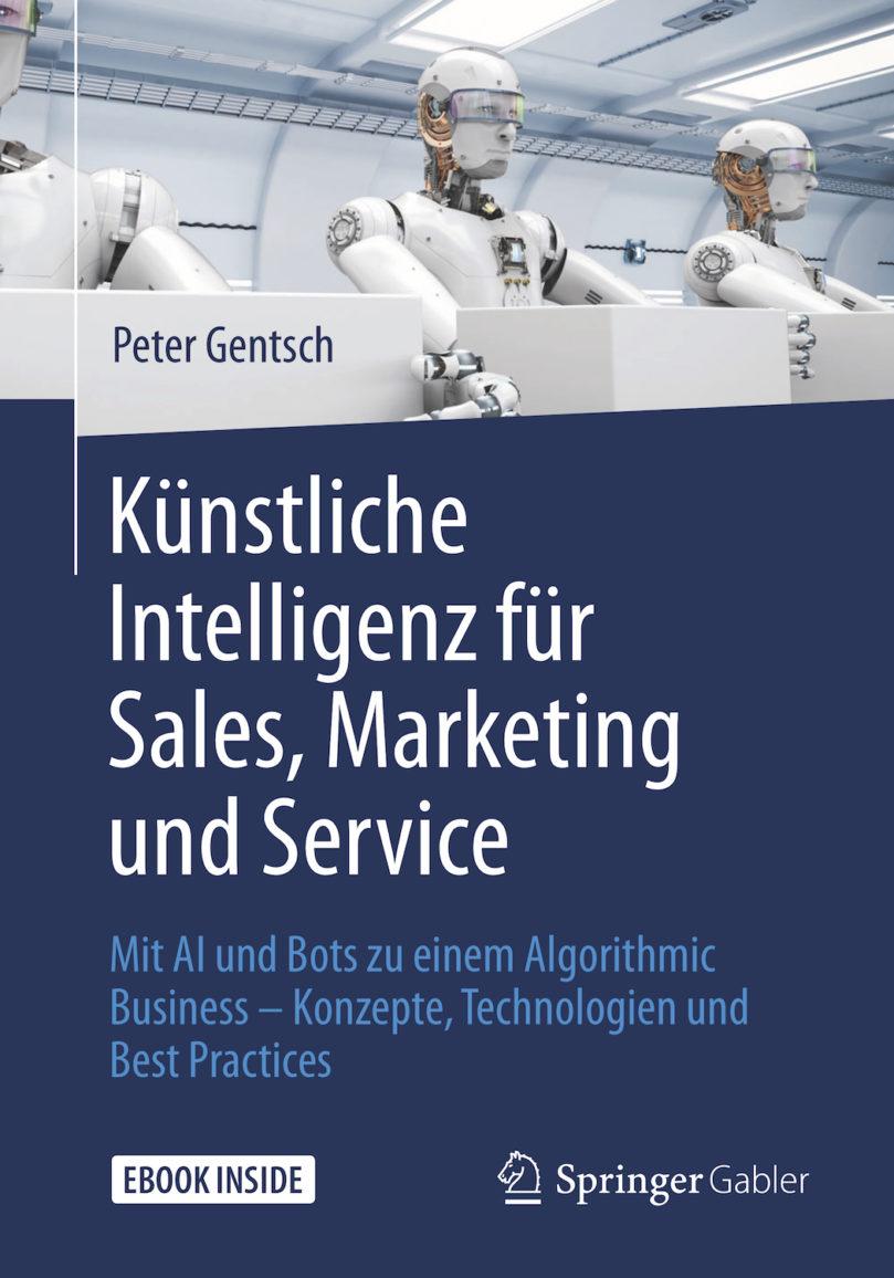 Buchbesprechung: Künstliche Intelligenz für Sales, Marketing und Service